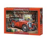 Пазлы Castorland Винтажный гараж 1000 элементов С-104574