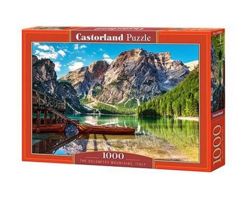 Пазлы Castorland 1000 элементов Доломитовые горы C-103980