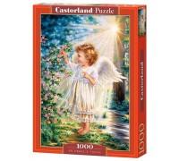 Пазлы Castorland Прикосновение ангела 1000 элементов С-103867