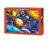 Пазлы Castorland Солнечная система Одиссей 1000 элементов С-104314