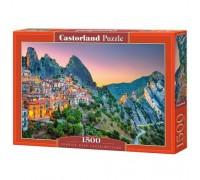 Пазлы Castorland 1500 элементов Восход солнца над Кастельмедзано С-151912