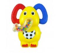 Погремушка музыкальная Слон Baby mix 0681А