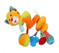 Игрушка на коляску спираль Тигр Baby mix