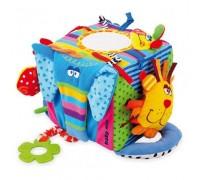 Развивающий мягкий куб Baby mix TE8021