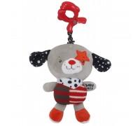 Плюшевая игрушка Baby Mix P1210-EU00 Песик Гав