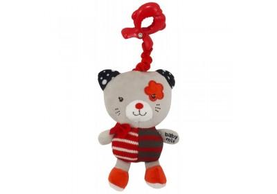 Плюшевая игрушка Baby Mix P1209-EU00 Котик