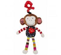 Плюшевая игрушка Baby Mix P1208-EU00 Обезьянка Лула