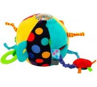 Игрушка Baby Mix Плюшевый мяч TE-8545-15