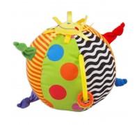 Игрушка Baby Mix Плюшевый мяч ТЕ-9811-20
