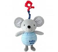 Музыкальная игрушка Baby Mix Мышка Нора P1218-EU00