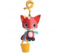 Плюшевая игрушка подвеска Tiny Love Лисенок Кристофер 1113700458