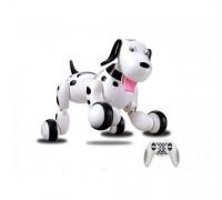 Собака робот интерактивная на радиоуправлении Happy Cow 777-338 Smart Dog черная