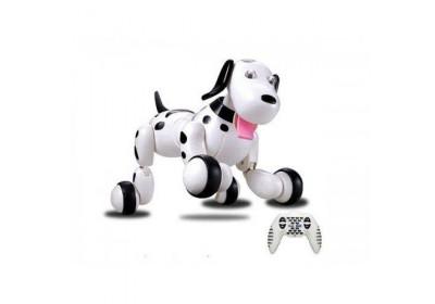 Собака робот интерактивная на радиоуправлении Happy Cow 777-338 Smart Dog 2 цвета