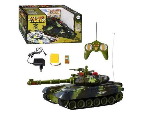 Танк на радиоуправлении Боевой танк 9993