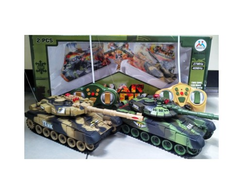 Игровой набор Танковый бой 9993-2Р