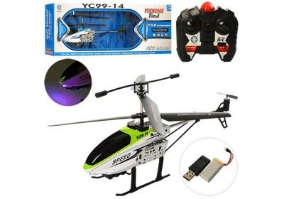 Вертолет р/у YC99-14 2 цвета
