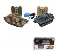 Танковый бой Huan Qi 508С
