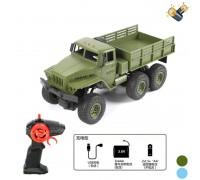Военный автомобиль на радиоуправлении 584А