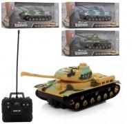 Танк 163-E8034-5 р/у, 26 см, 1:32