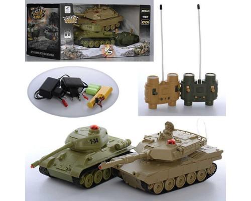 Игровой набор Танковый бой 33821