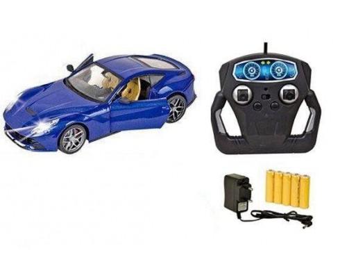 Гоночная машинка на радиоуправлении Ferrari JT0137