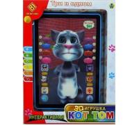 Планшет интерактивный кот Том DB6883A2