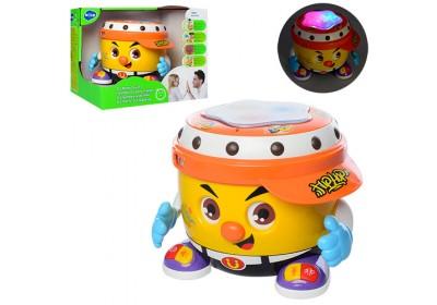 Барабан музыкальный развивающий Nola 6107