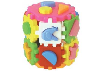 Куб логика Умный малыш конструктор 2001