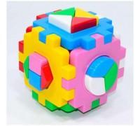 Куб логика 2 Умный малыш 2469