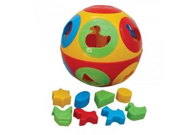 Сортер шар Умный малыш Колобок 2926