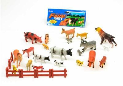 Игровой набор Домашние животные Н638 21 штука