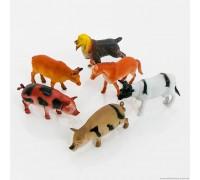Набор домашние животные 636 6 штук