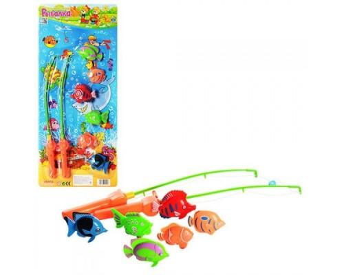 Детский игровой набор Рыбалка 0043