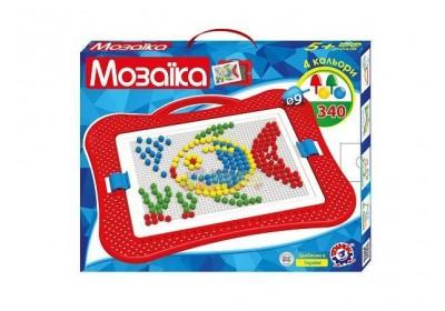 Детская мозаика для малышей Технок №4 3367