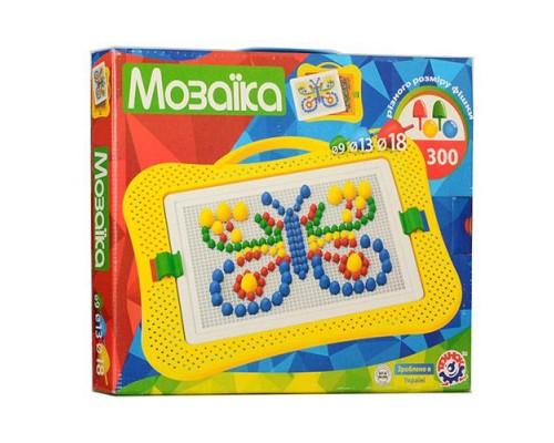 Детская мозаика для малышей Технок №7 2100
