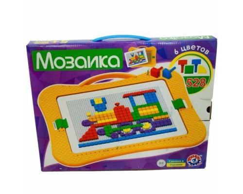 Детская мозаика для малышей Технок №8 3008