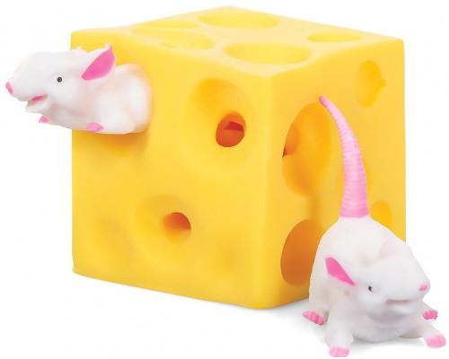 Игровой набор Антистресс Мыши и сыр 563