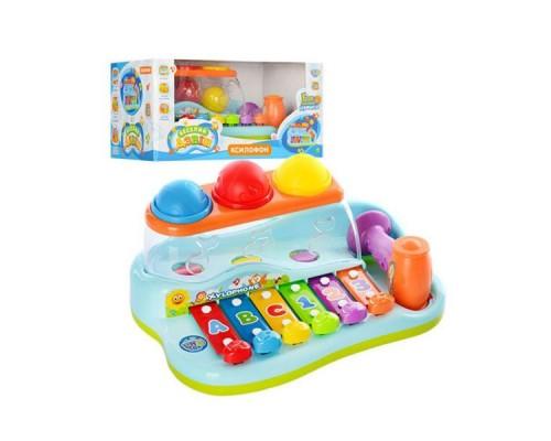 Детская развивающая игрушка Nola Ксилофон 9199
