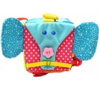 Развивающая игрушка кубик мягконабивной Fancy Baby KBZ0