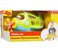Самолёт-путешественник Kiddieland 056895