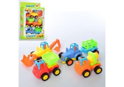 Набор машинок Limo Toy 345-2A