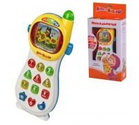 Умный телефон Маша и Медведь MM-701