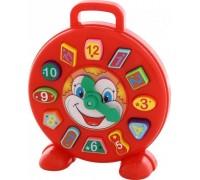 Развивающая игрушка Часы Клоун 62741