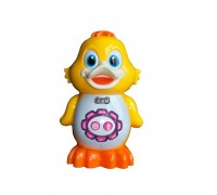 Умный утенок интерактивная игрушка 7497