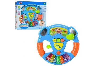Руль музыкальный Play Smart 7526