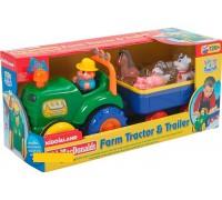 Трактор фермера Kiddieland 049726