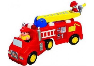 Пожарная машина Kiddieland preschool 043265