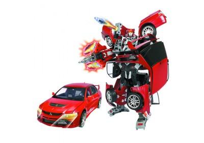 Трансформер робот Roadbot Mitsubishi Lancer 51010