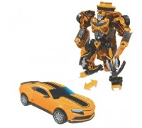 Робот Желтый спорткар Dream Makers D622-E266