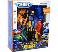 Трансформер Тобот 7 в 1 мини Giga 7061